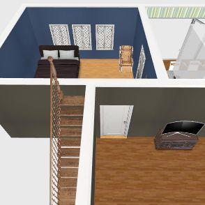 my house of my life Interior Design Render