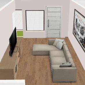house new time Interior Design Render