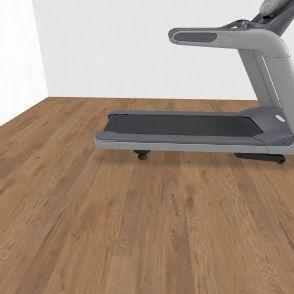 doggo gym Interior Design Render