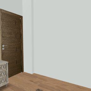 SHAMBARKAR SECOND BEDROOM Interior Design Render