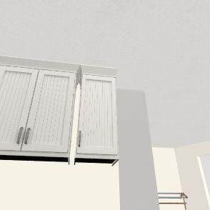 Euclid Floorplan Ground-Bsmt Studio Interior Design Render