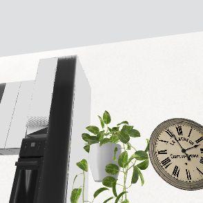 apatment 3000 Interior Design Render