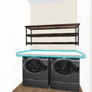 swap_cenHall_closet Interior Design Render