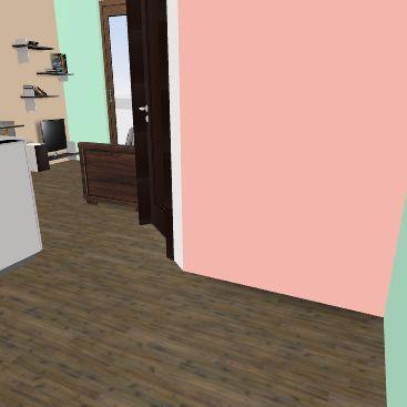 stan kombinacija 1 Interior Design Render
