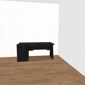 trystan house Interior Design Render