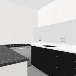 Suite 113 - 25 desks Interior Design Render