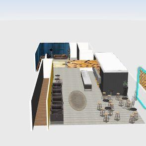 coast2 Interior Design Render