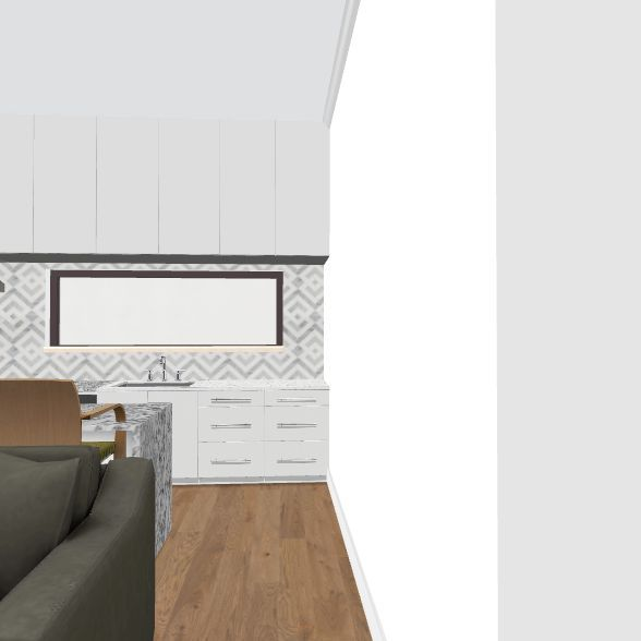 Canada home Interior Design Render
