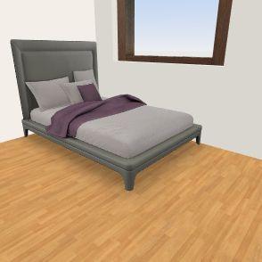 Bedroom :) Interior Design Render
