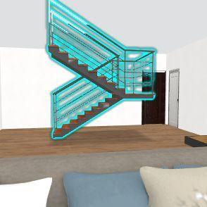 FL Template Interior Design Render