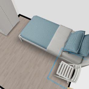 1061114-值日室寢室-2 Interior Design Render