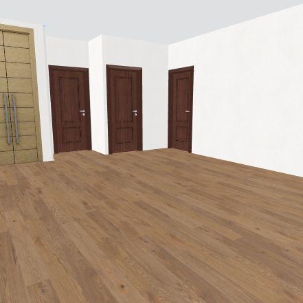 Hadap Jalan Raya 3 Interior Design Render