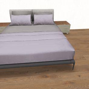 yatak Interior Design Render