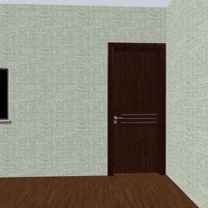 Room I made when bored at night Interior Design Render