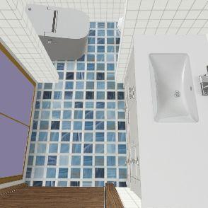 Proposta 3 Interior Design Render