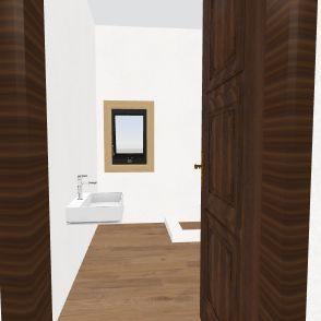 Andre House Interior Design Render