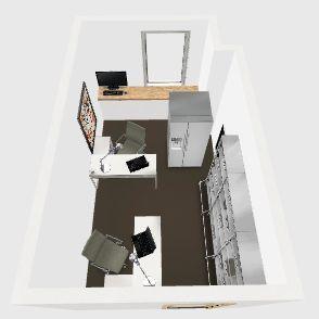 Pokój Mateusza Interior Design Render