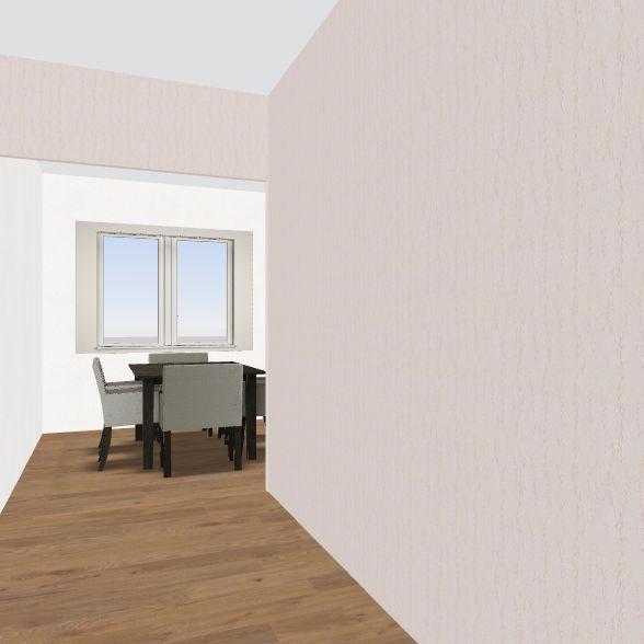 3 - 二楼 Interior Design Render