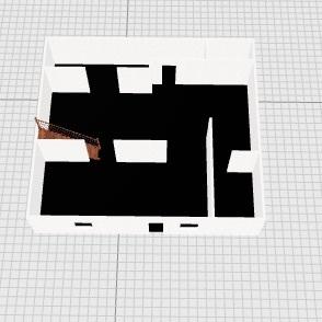 Sous sol Interior Design Render
