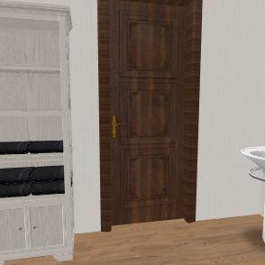 dream hiouse Interior Design Render