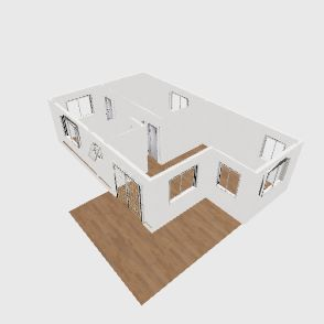 Colônia Interior Design Render