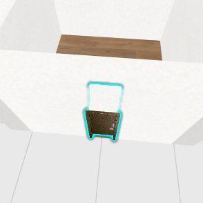 mini baby village Interior Design Render