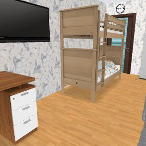 1111 Interior Design Render