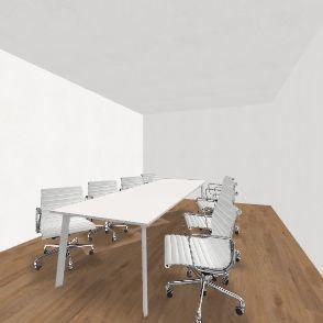 biuro daiglob Interior Design Render