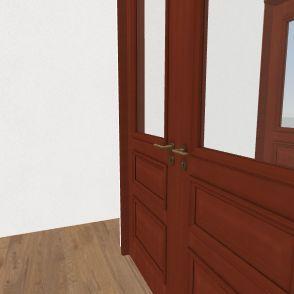 Zach House Interior Design Render