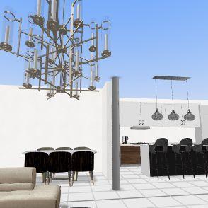 evelthon Interior Design Render