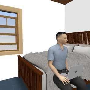 trampodemat Interior Design Render