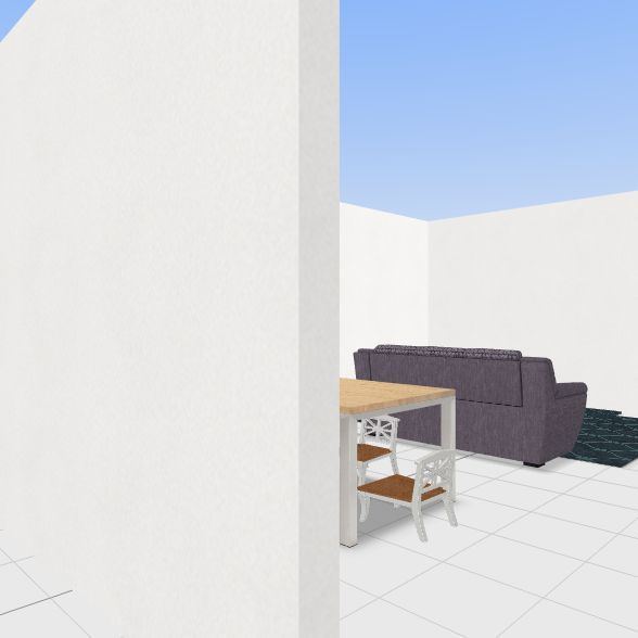AZ house Interior Design Render