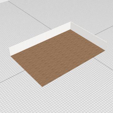 początek Interior Design Render