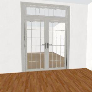 dream home multi level Interior Design Render