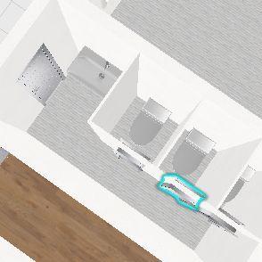 preescolar frida  Interior Design Render