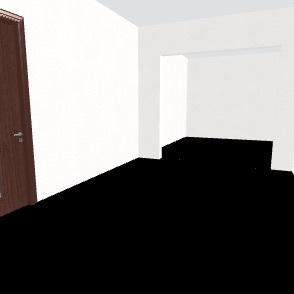 Weird home Interior Design Render