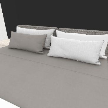 Pokój 1 Interior Design Render