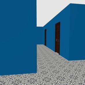 3D appartment project Interior Design Render