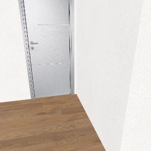 obyvak Interior Design Render