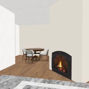 Osborne House Main Floor 10 Interior Design Render