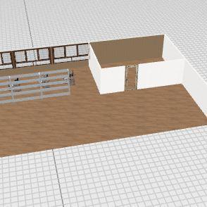 사무실 Interior Design Render