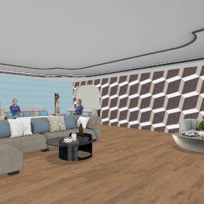 GT - ASTROVA 4 Interior Design Render