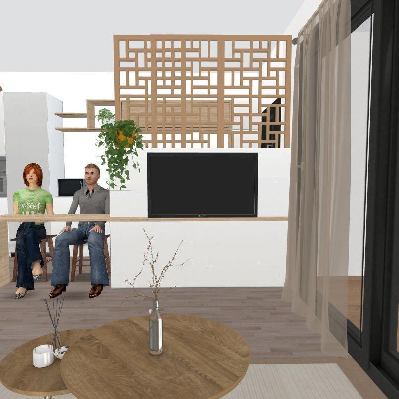 My home_0PTION5 Interior Design Render
