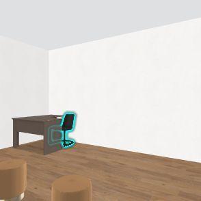 presatation piece for enrivhment Interior Design Render