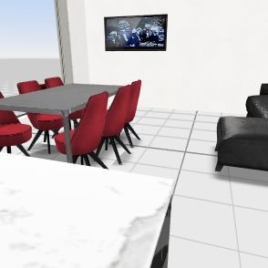 Mieszkanie v07 Interior Design Render