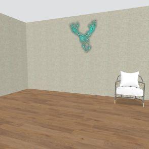 cluster project Interior Design Render