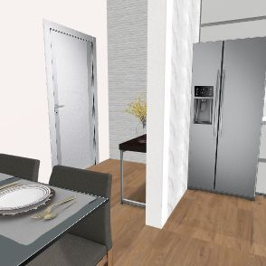 mudando dime 2 Interior Design Render