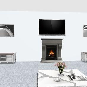 bottom floor Interior Design Render