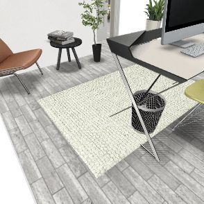 hygge Interior Design Render