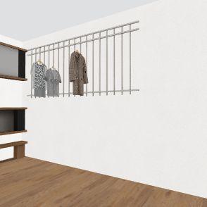 beautiful house Interior Design Render